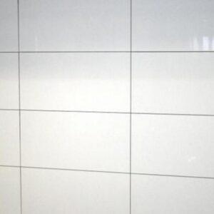 30x60 cm wandtegels wit glans