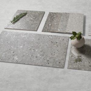 Buiten tegels frammenta